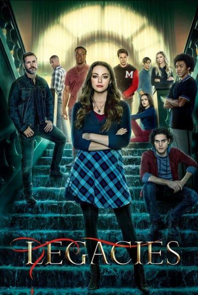 Legacies Season 3 Poster