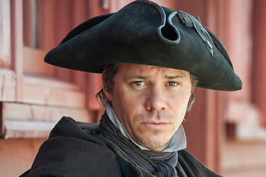 Michael Raymond-James as Paul Revere - Sons of Liberty