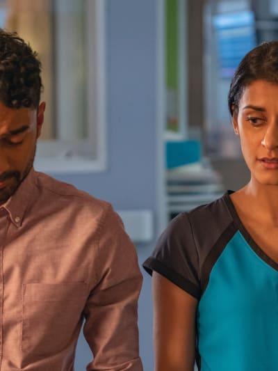 Naz Comforts Dev - Nurses Season 1 Episode 6