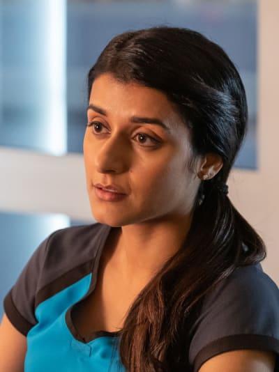 Naz Talks About Her Brother - Nurses Season 1 Episode 6