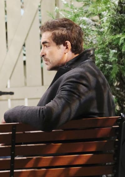 Rafe Opens Up/Tall - Days of Our Lives