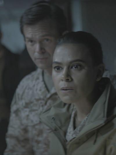 Tracking Down Ray - SEAL Team Season 4 Episode 6