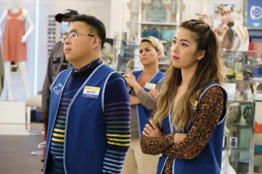Watching the Procedure - Superstore Season 6 Episode 5