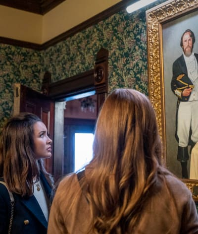 Admiring Art - Nancy Drew Season 2 Episode 4