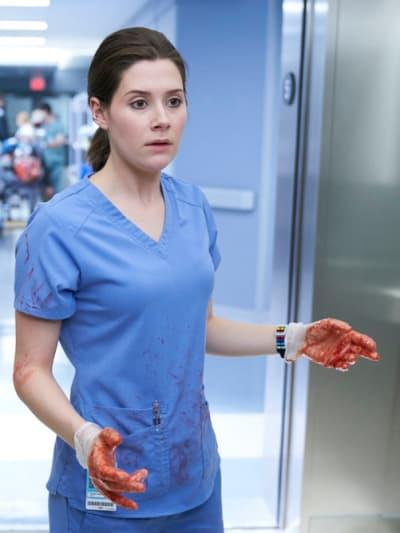 Ashley's Crisis Of Faith - Nurses Season 1 Episode 8