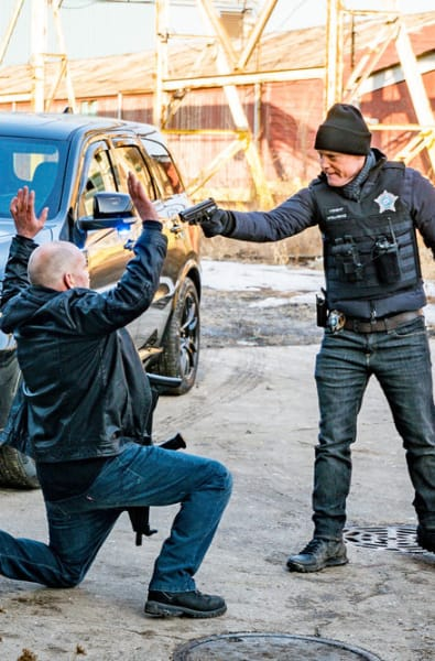 Don't Mess with Voight - Chicago PD Season 8 Episode 7