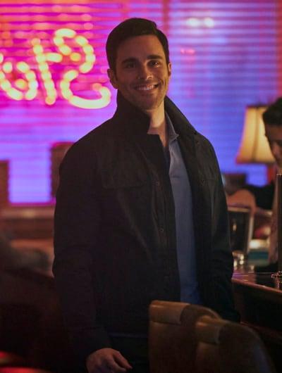 Evan Watches Grace Dance - Nurses Season 1 Episode 7