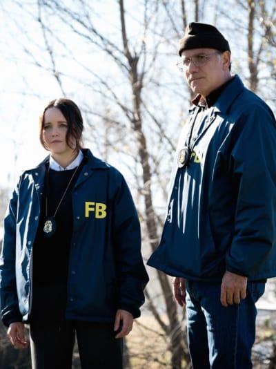 Forming Ties - Clarice Season 1 Episode 2