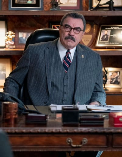 Frank's Latest Dilemma - Blue Bloods Season 11 Episode 4