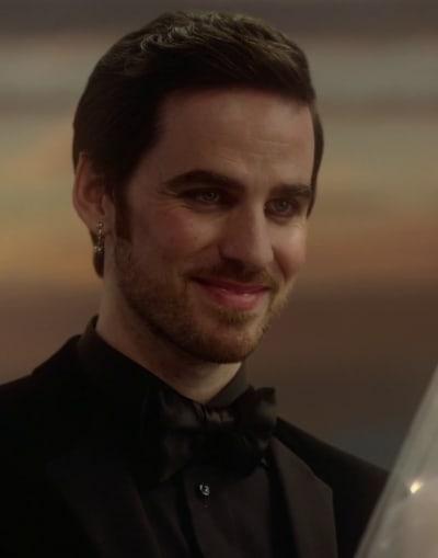 Killian's Vows Wedding - Once Upon a Time Season 6 Episode 20