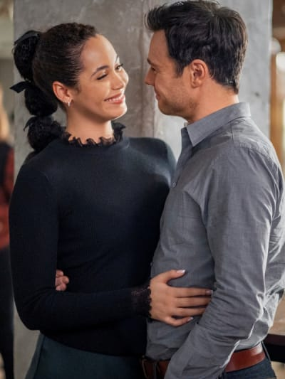 Macy and Harry - Charmed (2018) Season 3 Episode 2 - Charmed (2018)