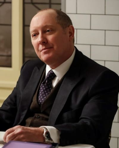 Making a Connection -- Tall - The Blacklist Season 8 Episode 8