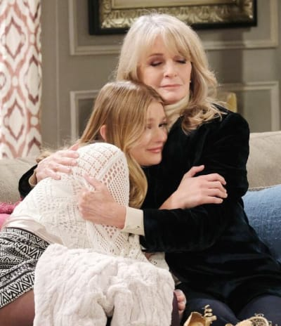 Marlena Hypnotizes Allie/Tall - Days of Our Lives
