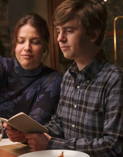 Meeting the Parents/Tall - The Good Doctor Season 4 Episode 8
