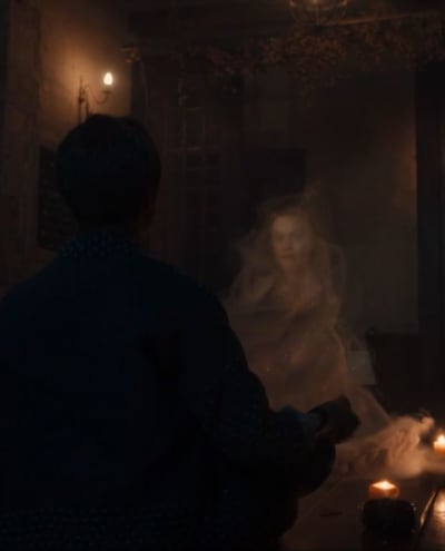 Reaching Rebecca - A Discovery of Witches Season 2 Episode 8