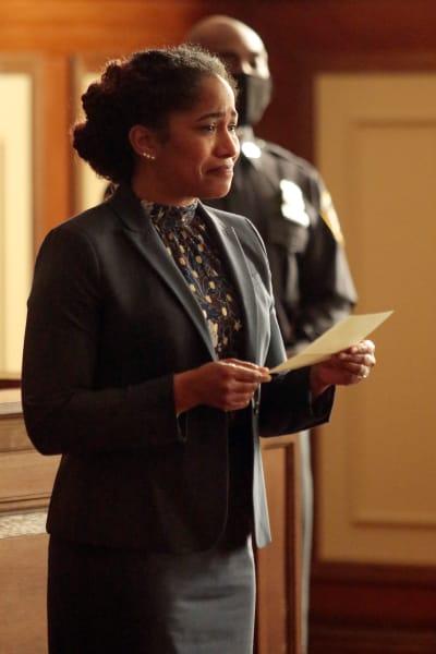 Reading the Verdict  - For Life Season 2 Episode 10