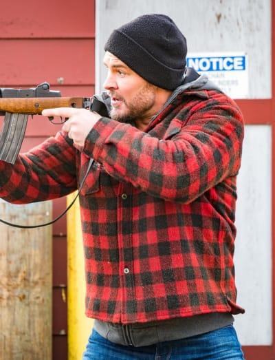 Ruzek's Shotgun