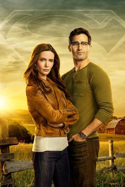 Superman and Lois on the Farm