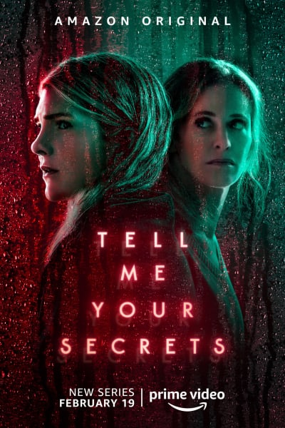 Tell Me Your Secrets Tall Poster