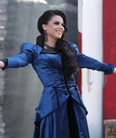 The Evil Queen - Once Upon a Time Season 6 Episode 3
