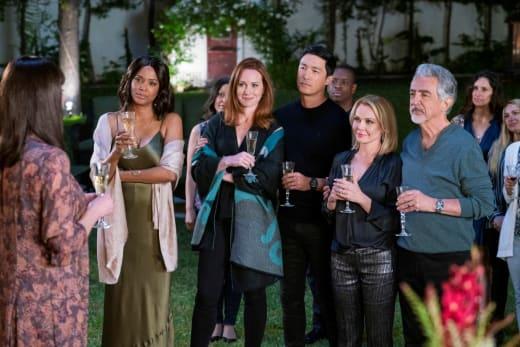 The Team Reunites - Criminal Minds Season 15 Episode 10