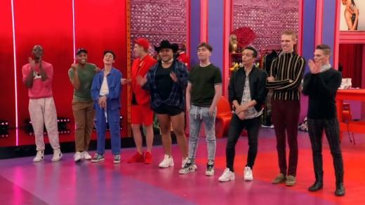 Top 9 - RuPaul's Drag Race Season 13 Episode 8