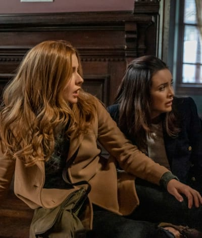 Trouble - Nancy Drew Season 2 Episode 4