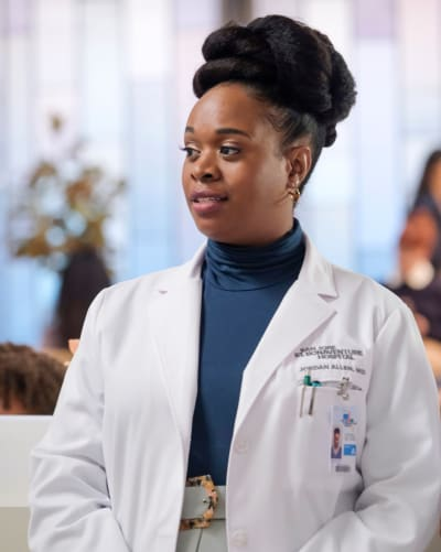 Working Through a Challenge - The Good Doctor Season 4 Episode 9