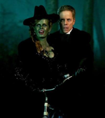 Zelena And Hades Oz - Once Upon a Time Season 5 Episode 16