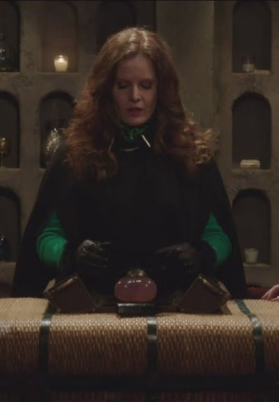 Zelena Redeemed - Once Upon a Time Season 6 Episode 18