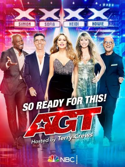 AGT Season 15 Poster