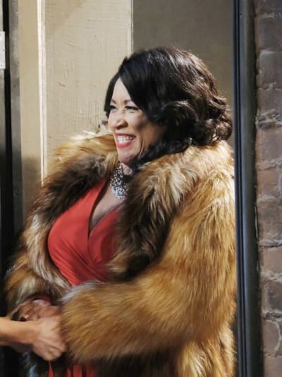 Aunt Paulina Comes To Town/Tall - Days of Our Lives