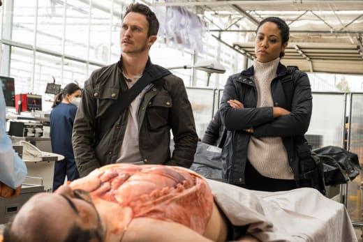 Autopsy In Progress - Debris Season 1 Episode 4