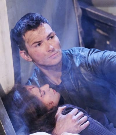 Ben Fears He's Too Late/Tall - Days of Our Lives