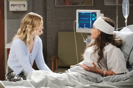 Ciara Lashes Out - Days of Our Lives