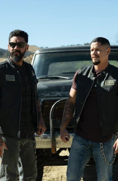 Dangerous Brothers - Mayans M.C. Season 3 Episode 3
