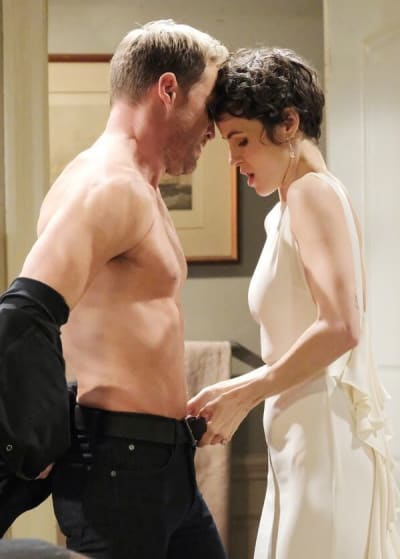 Encouraging Rex/Tall - Days of Our Lives
