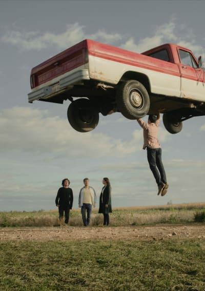 Flying High - Superman & Lois