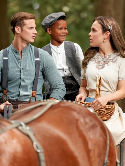 Heading to the Canfields - When Calls the Heart Season 8 Episode 4