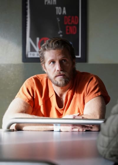 Hoyt Looks Serious - Walker Season 1 Episode 6