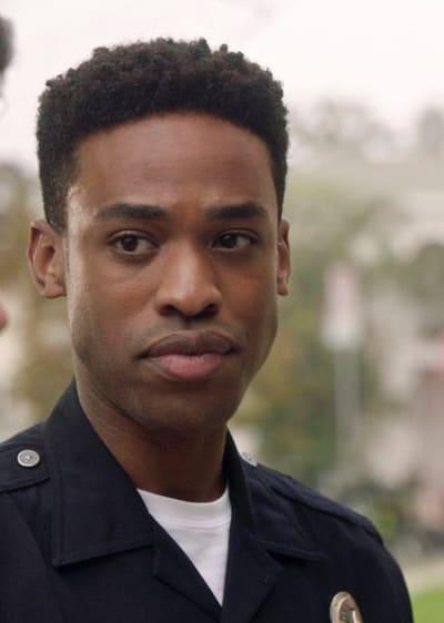 Jackson's Not Happy - The Rookie Season 3 Episode 2