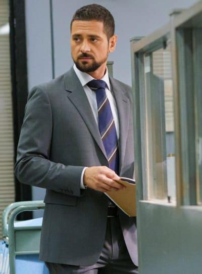 Lieutenant Jared - Manifest Season 3 Episode 1