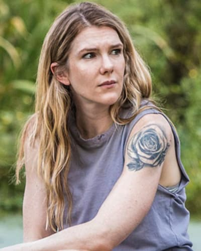 Lily Rabe on Tell Me Your Secrets