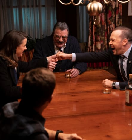 Reagan Family Dinner - Blue Bloods Season 11 Episode 8