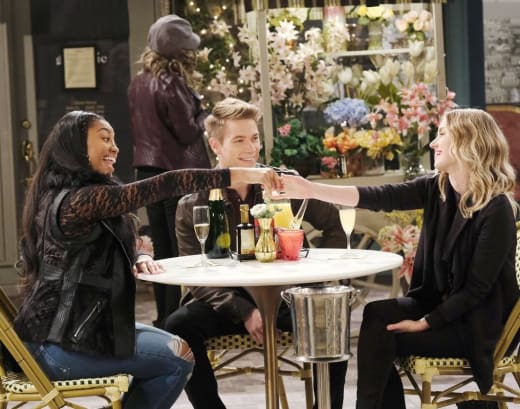 Salem's Newest Troublemaker - Days of Our Lives