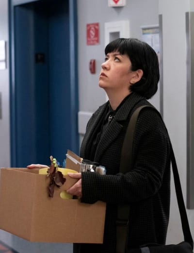 Sandra - Tall  - New Amsterdam Season 3 Episode 5