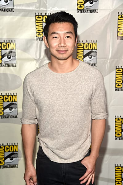 Simu Liu Attends Comic-Con
