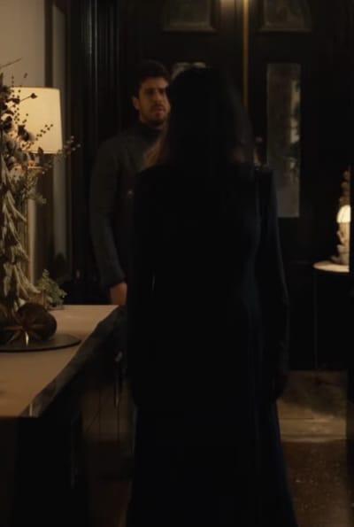 Surprise Visitor - Servant Season 2 Episode 10