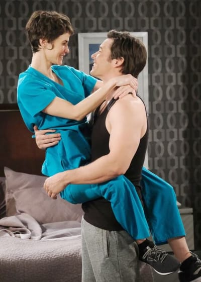 Surprising News/Tall - Days of Our Lives