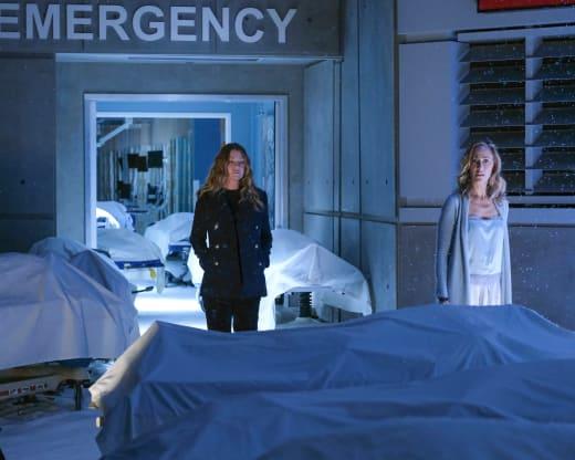 Teddy Dream - Grey's Anatomy Season 17 Episode 9